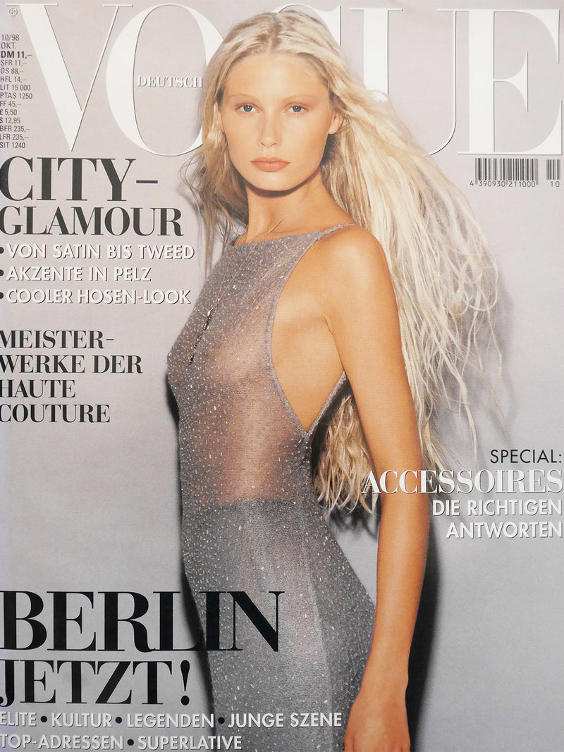 Archived - VOGUE Germany October 1998