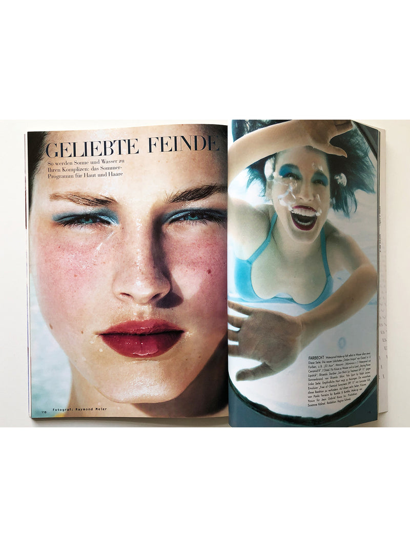 Archived - VOGUE Germany June 1998