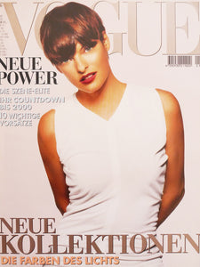 Archived - VOGUE Germany January 1999