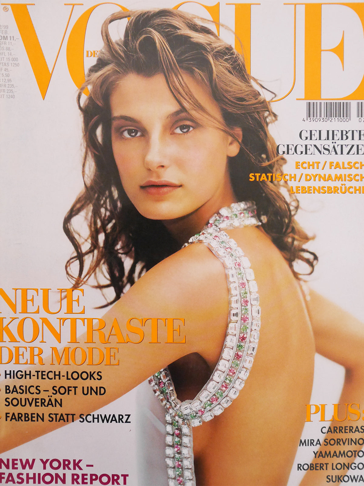 Archived - VOGUE Germany February 1999