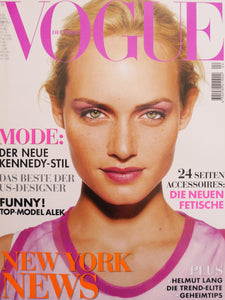 Archived - VOGUE Germany April 1999