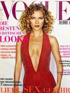 Archived - VOGUE Germany August 1997