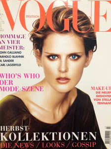 Archived - VOGUE Germany July 1997