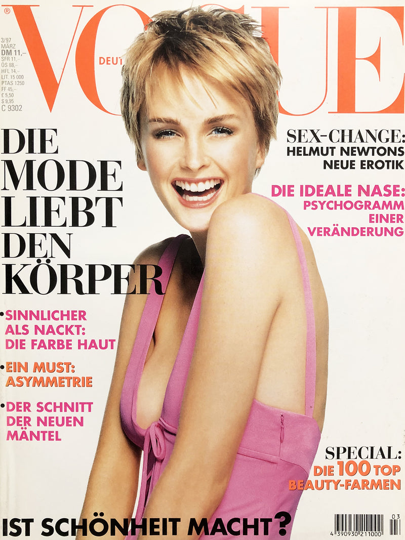 Archived - VOGUE Germany March 1997