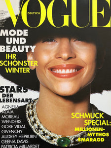 Archived - VOGUE Germany November 1991
