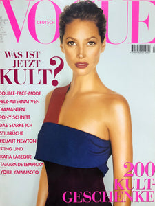 Archived - VOGUE Germany November 1997