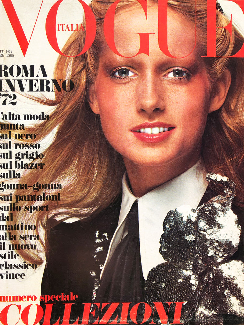 Archived - Vogue Italia September 1971