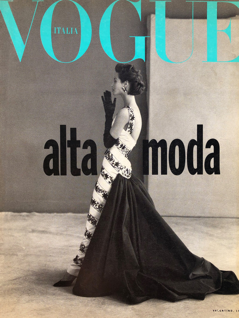 Archived - Vogue Italia March 1991