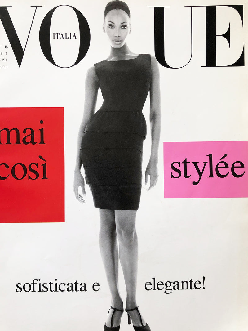 Archived - Vogue Italia April 1994