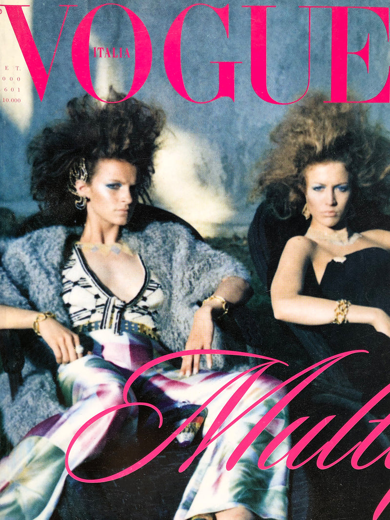 Archived - Vogue Italia September 2000