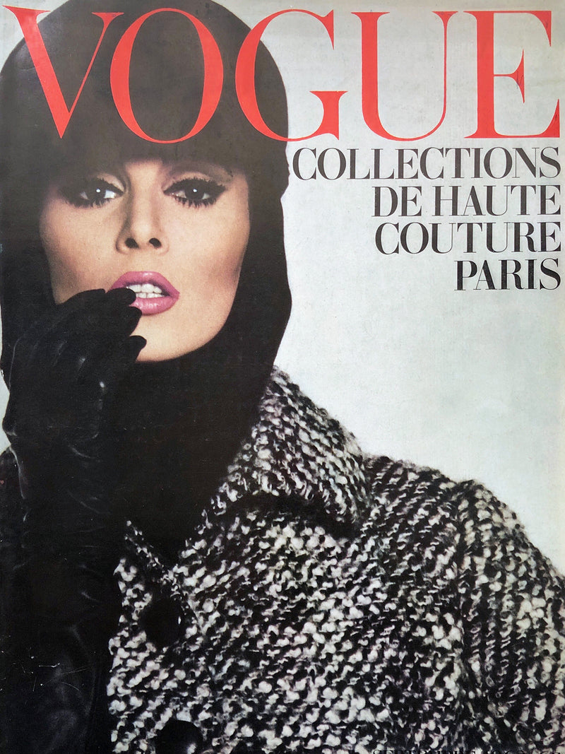 Archived - VOGUE Paris September 1963