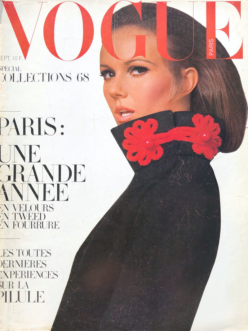 Archived - VOGUE Paris September 1967