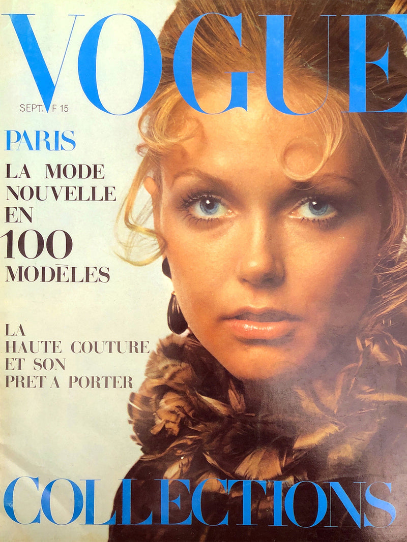 Archived - VOGUE Paris September 1969