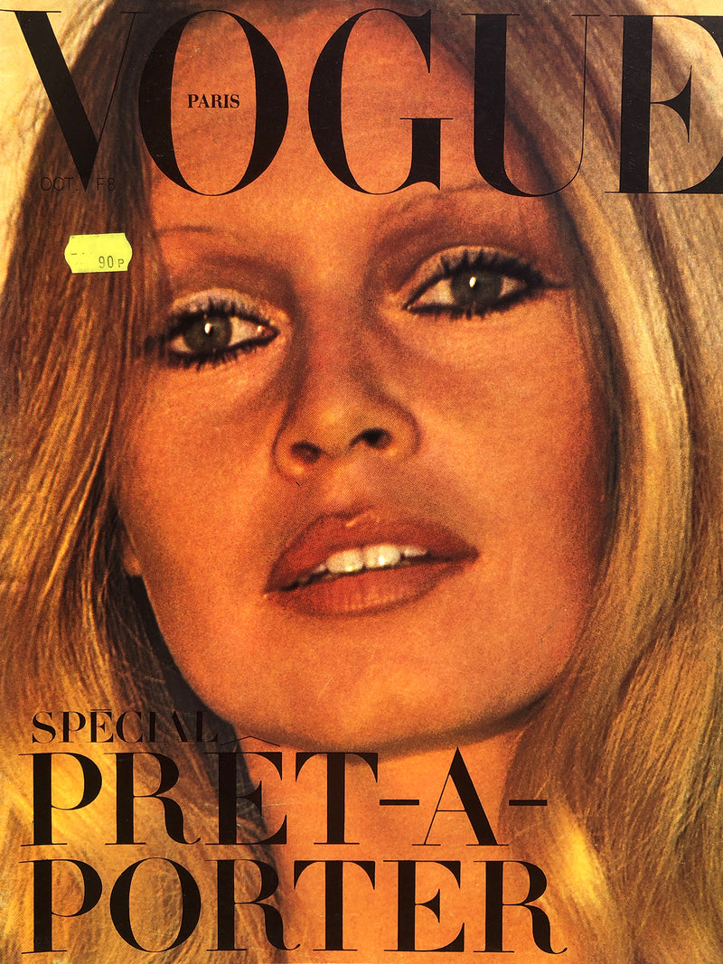 Archived - VOGUE Paris October 1971