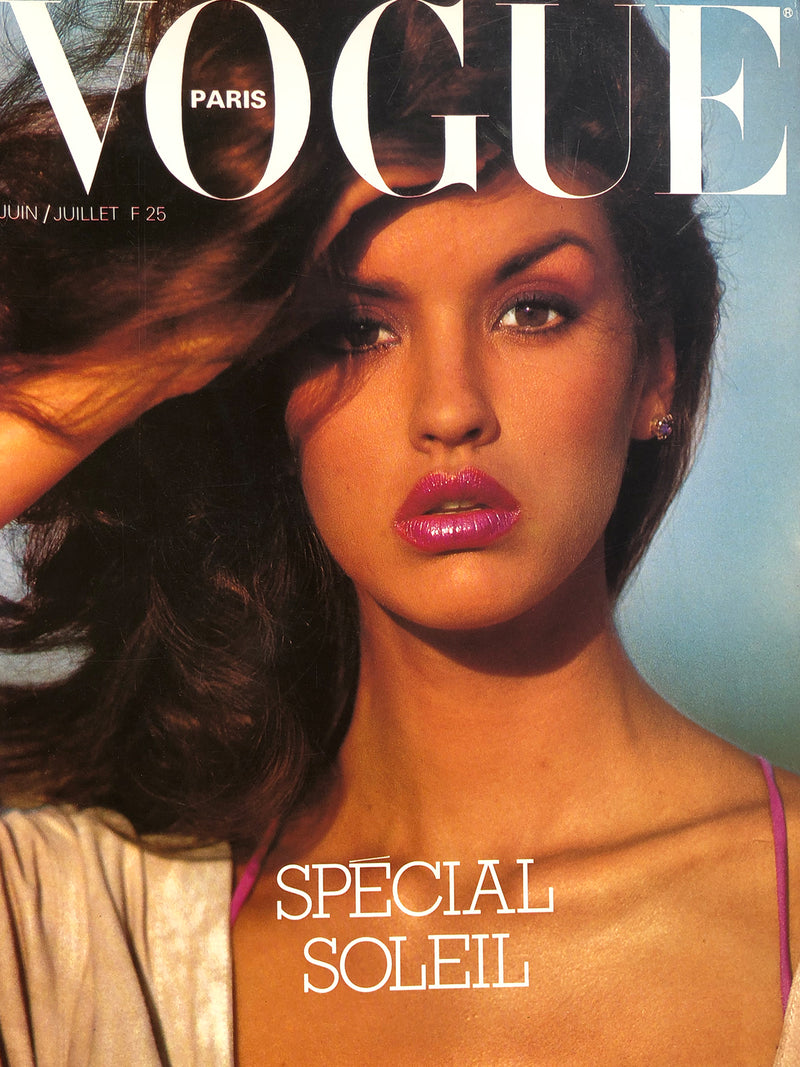 Archived - VOGUE Paris June/July 1979