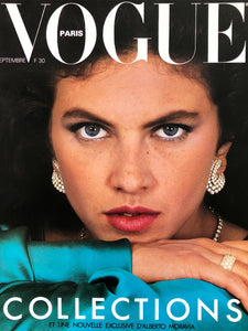 Archived - VOGUE Paris September 1980