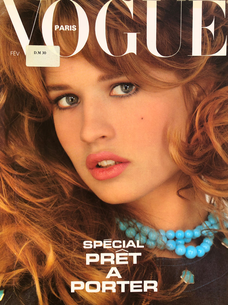 Archived - VOGUE Paris February 1981