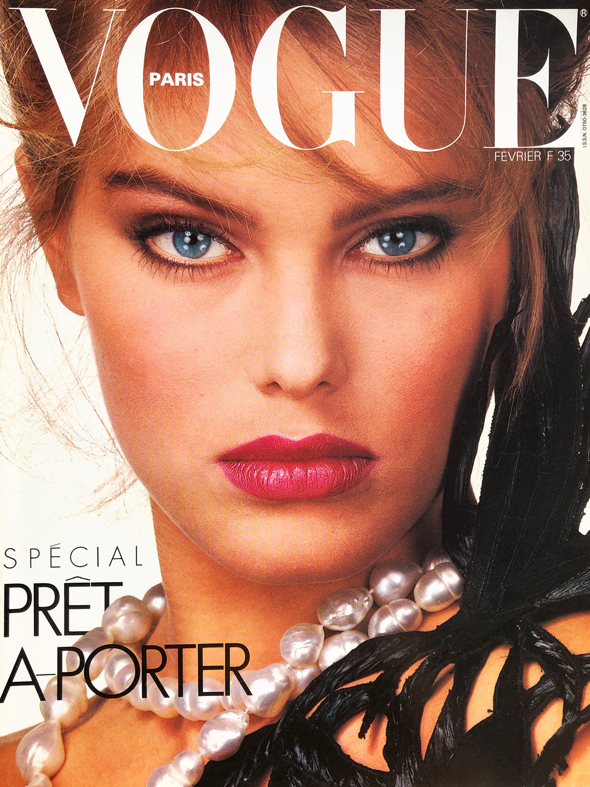 Archived - VOGUE Paris February 1983