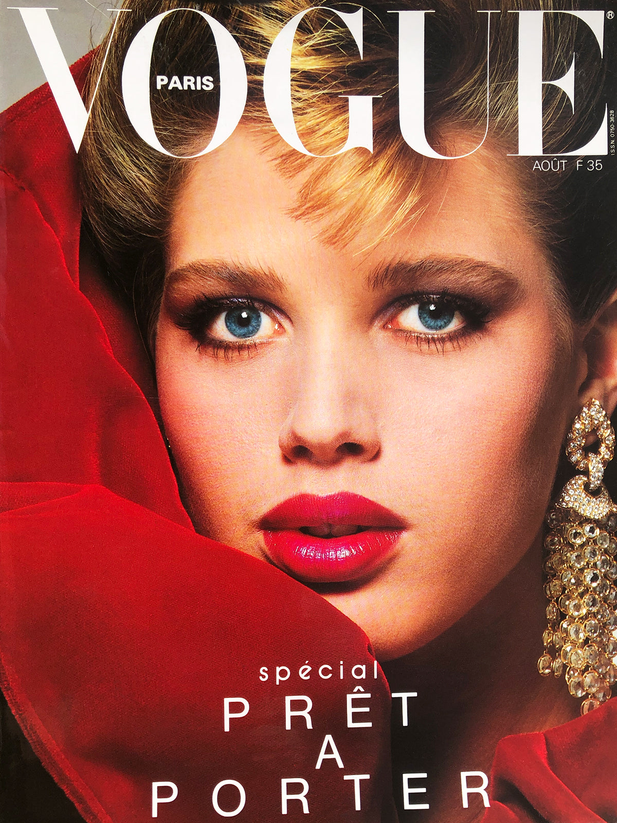 Archived - VOGUE Paris August 1983