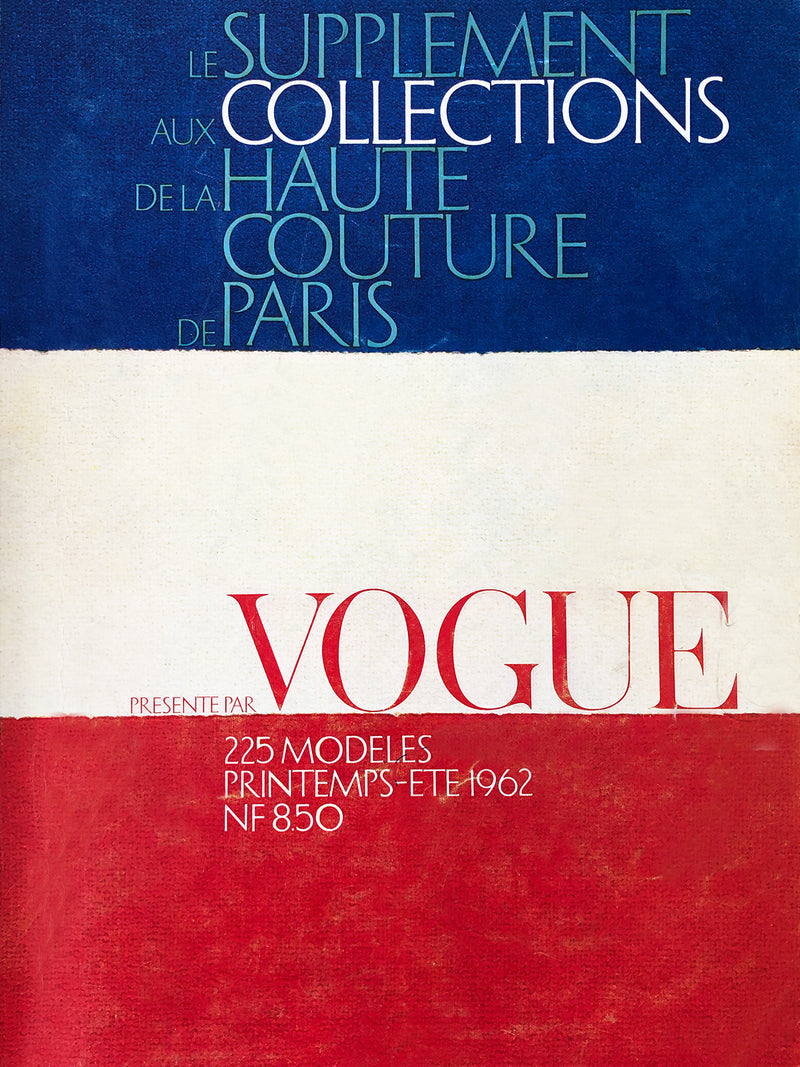 Archived - Vogue Collections Haute Couture Paris Spring/Summer 1962