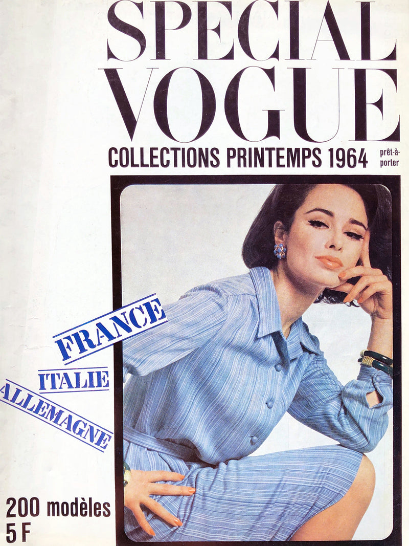 Archived - Vogue Collections Prêt-à-Porter Paris Spring/Summer 1964