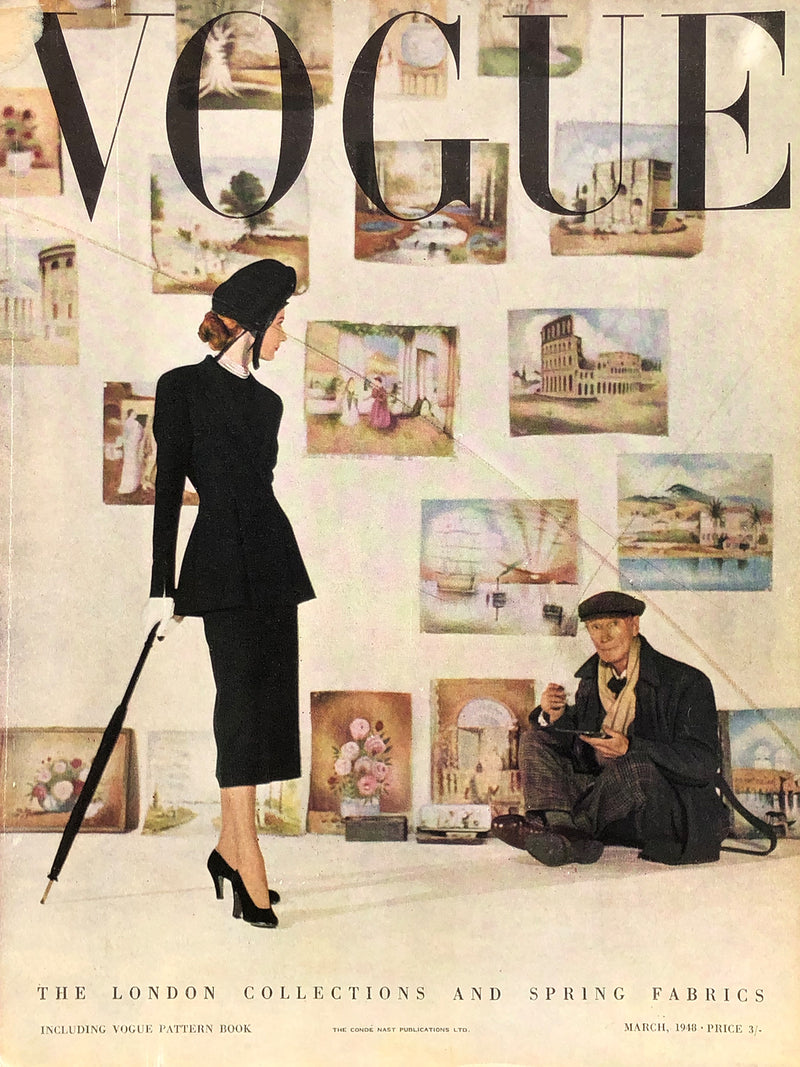 Archived - Vogue UK March 1948
