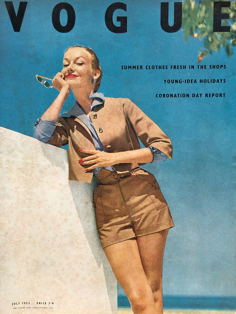 Archived - Vogue UK July 1953