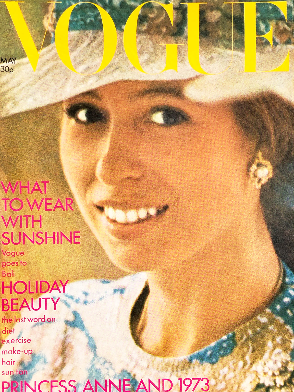 Archived - Vogue UK May 1973
