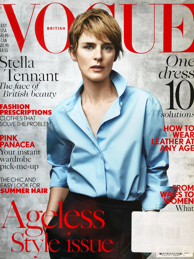 Archived - Vogue UK July 2015