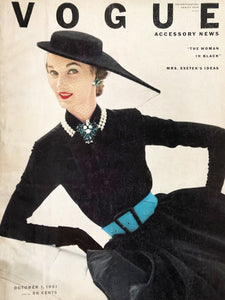 Archived - Vogue US October 1st 1951