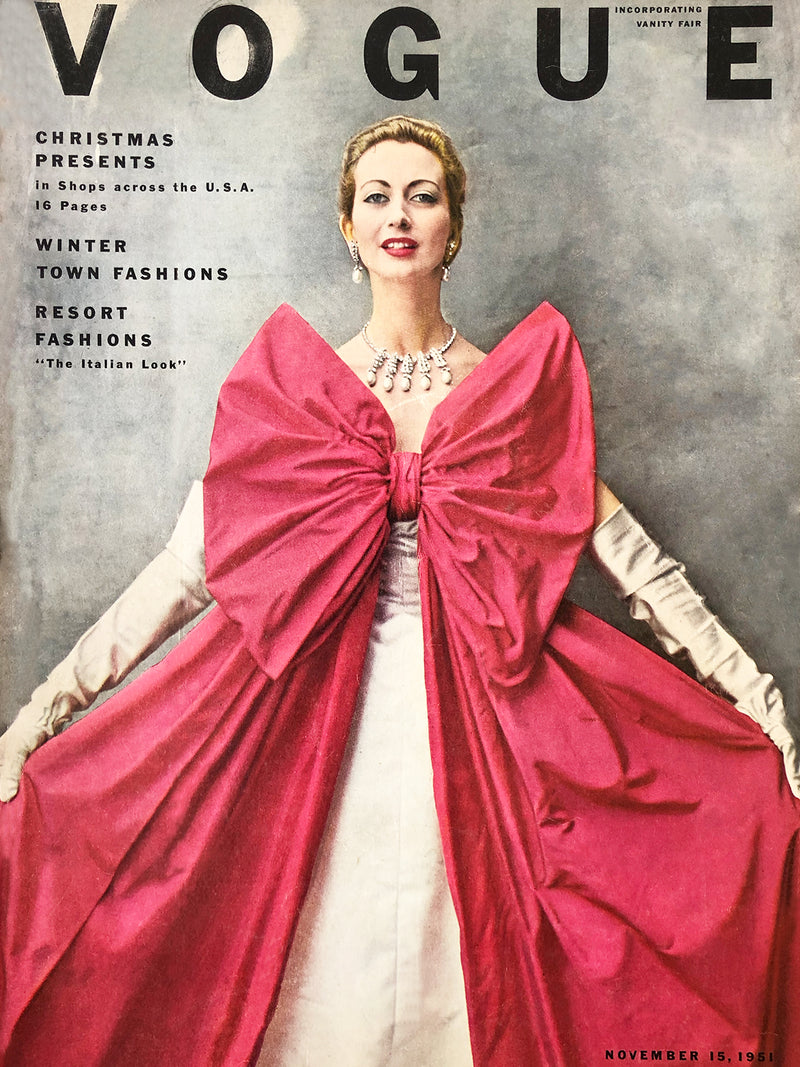 Archived - Vogue US November 15th 1951