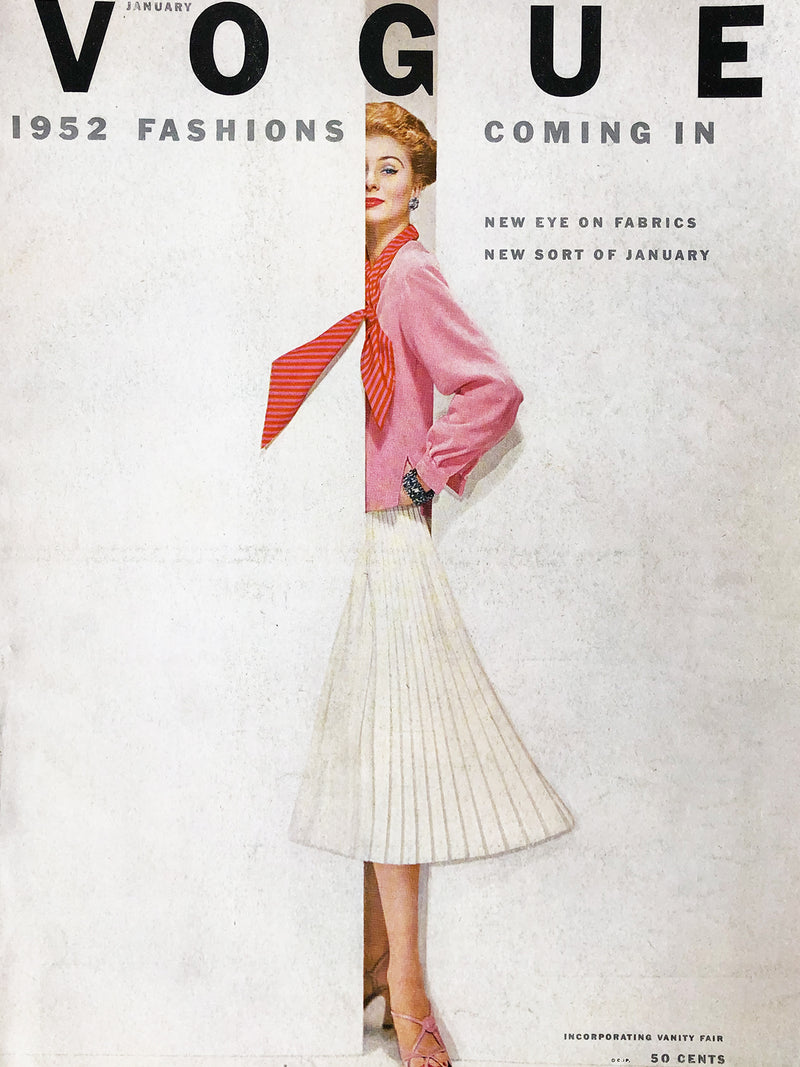 Archived - Vogue US January 1952