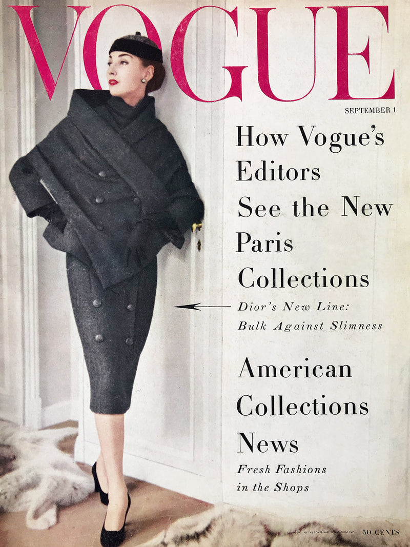 Archived - Vogue US September 1st 1955
