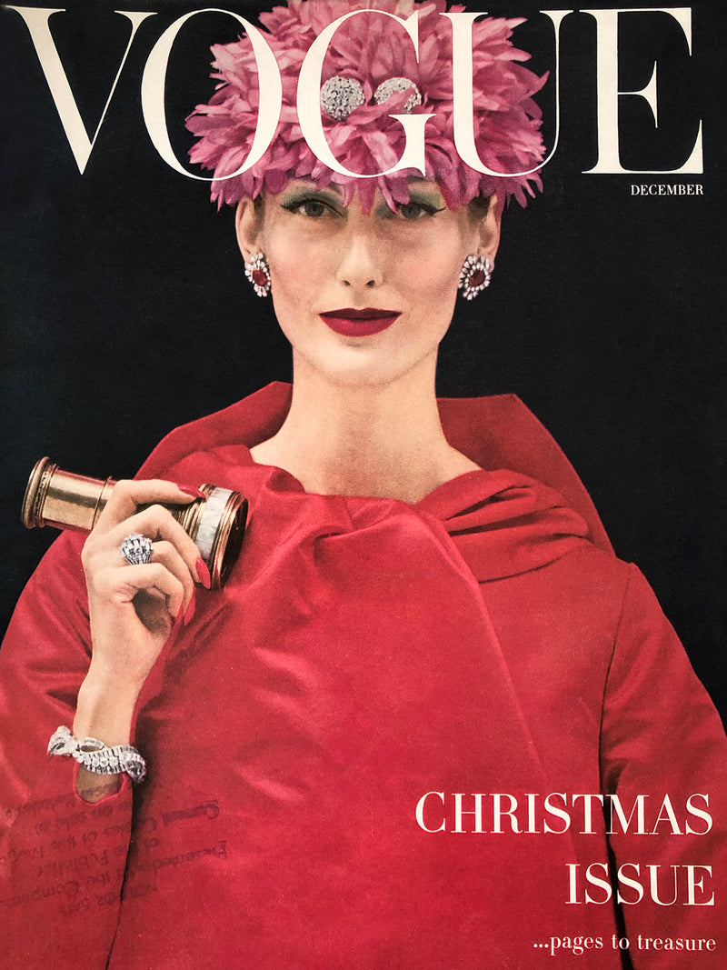 Archived - Vogue US December 1955