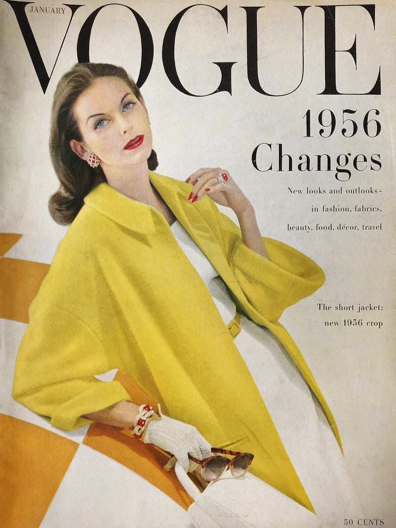 Archived - Vogue US January 1956