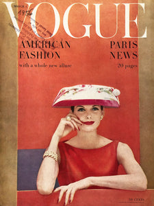 Archived - Vogue US March 1st 1956