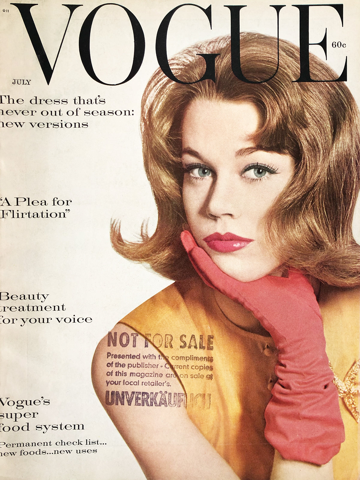 Archived - Vogue US July 1959