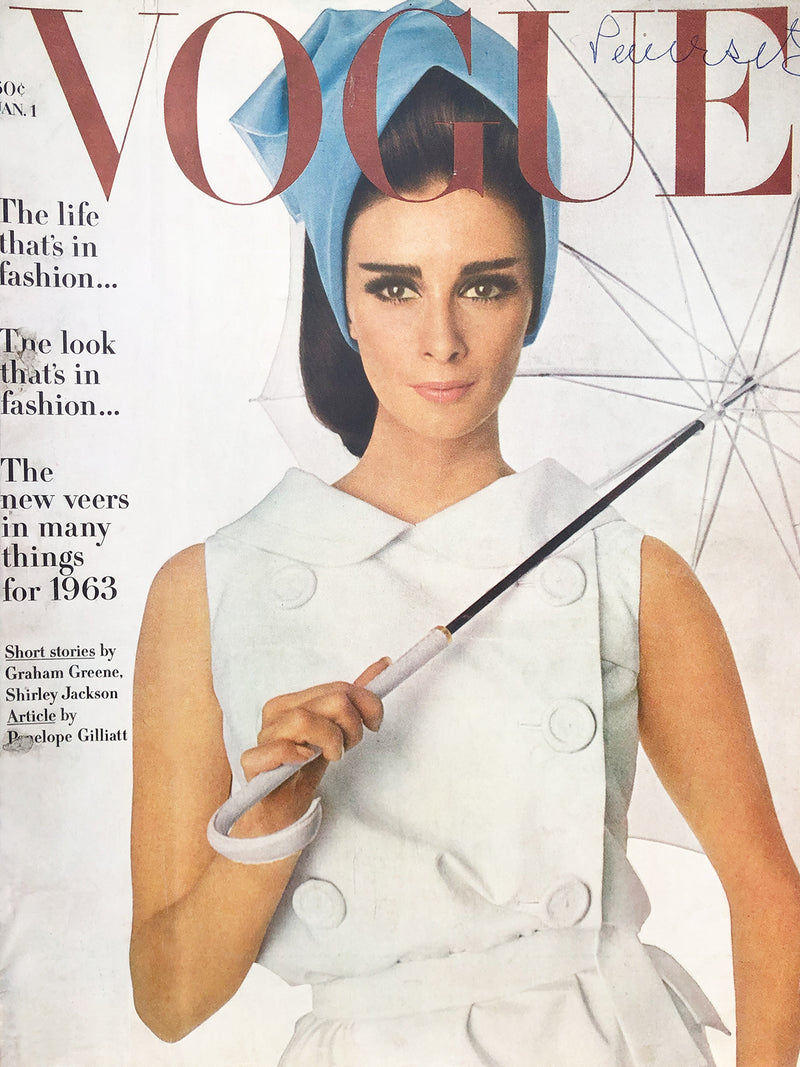 Archived - Vogue US January 1st 1963