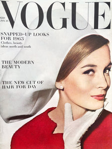 Archived - Vogue US January 15th 1963