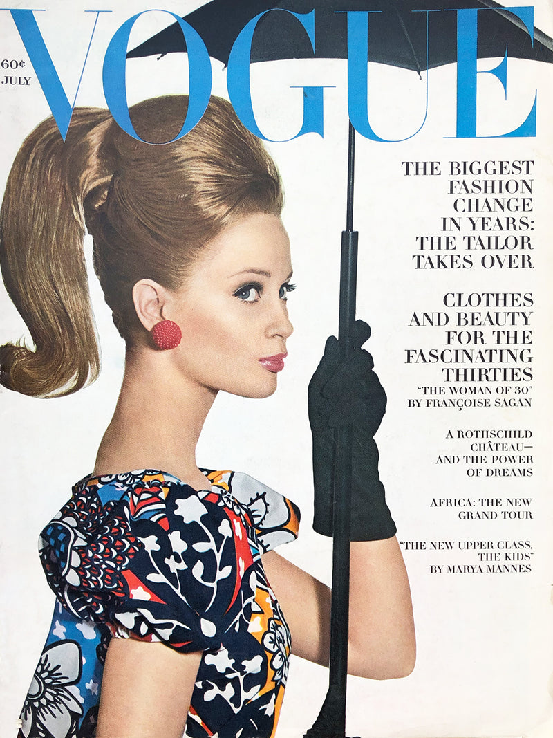 Archived - Vogue US July 1963