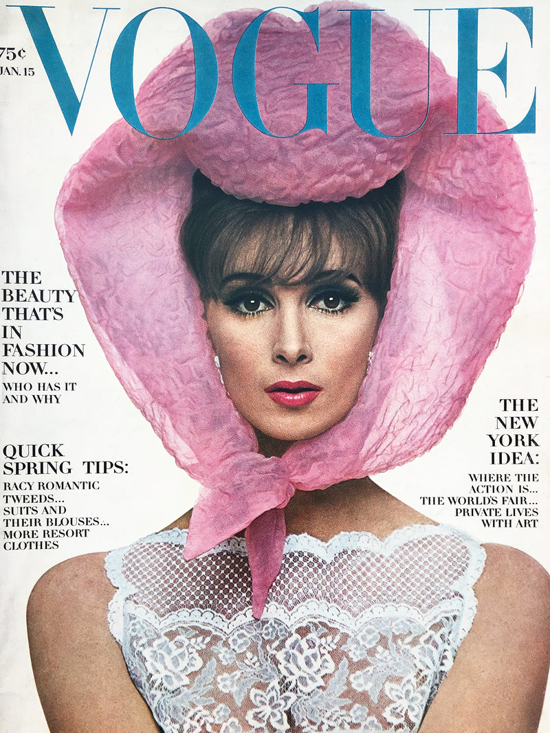 Archived - Vogue US January 15th 1964