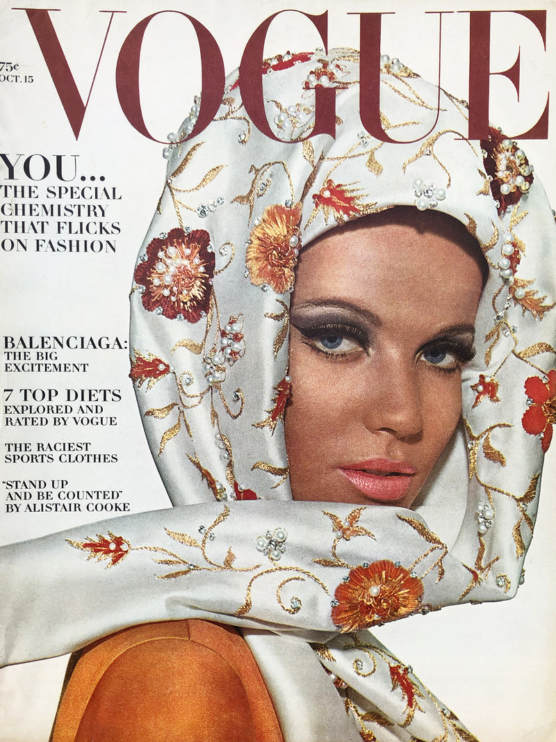 Vogue US October 15th 1964