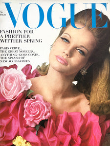 Archived - Vogue US March 15th 1965