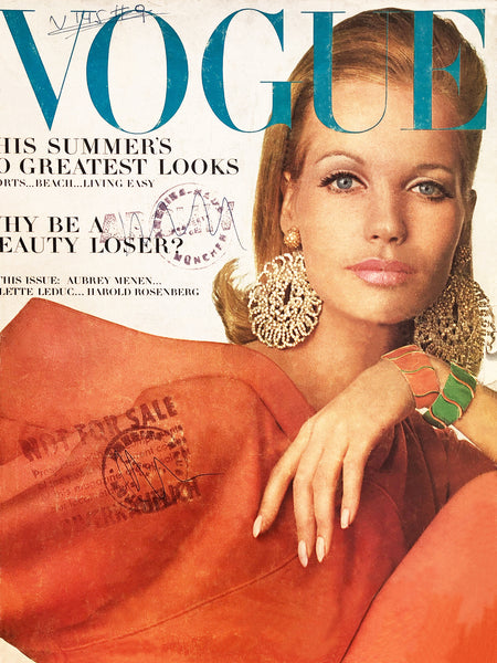 Archived - Vogue US May 1965