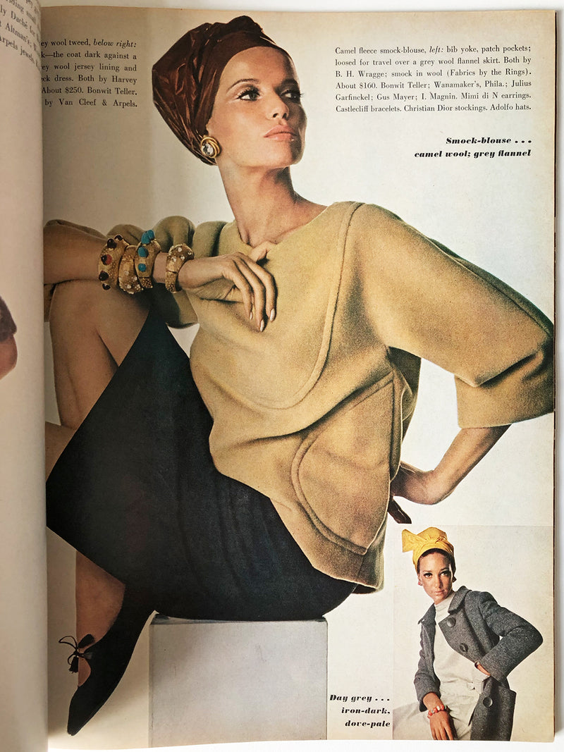 Archived - Vogue US September 1st 1965