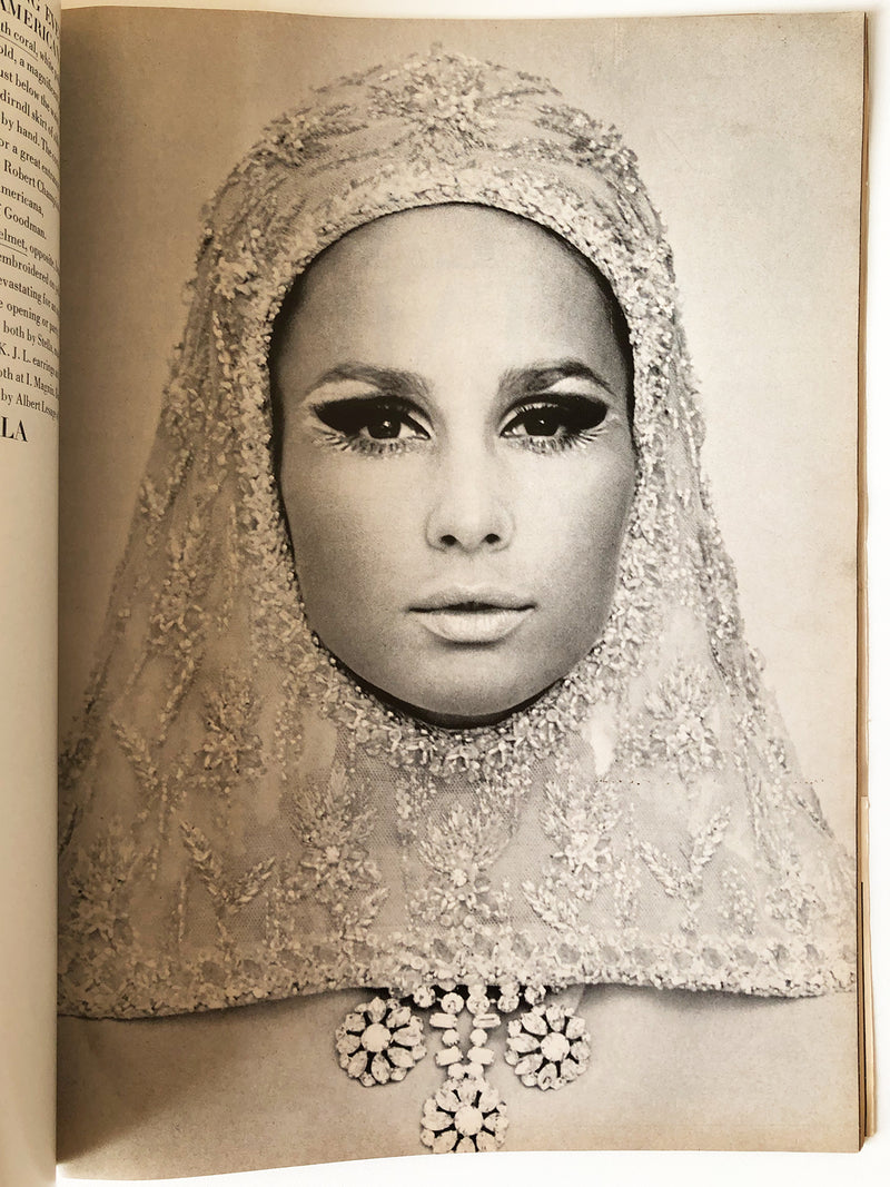 Archived - Vogue US October 1st 1965