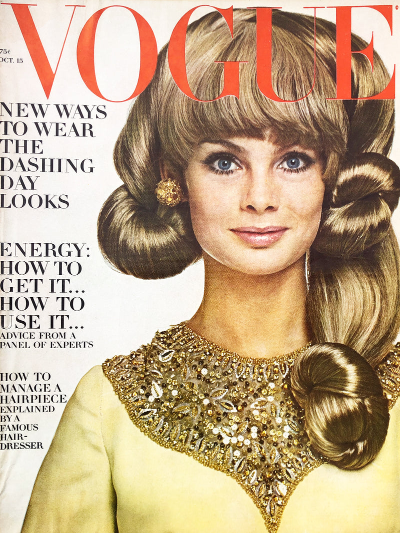 Archived - Vogue US October 15th 1966