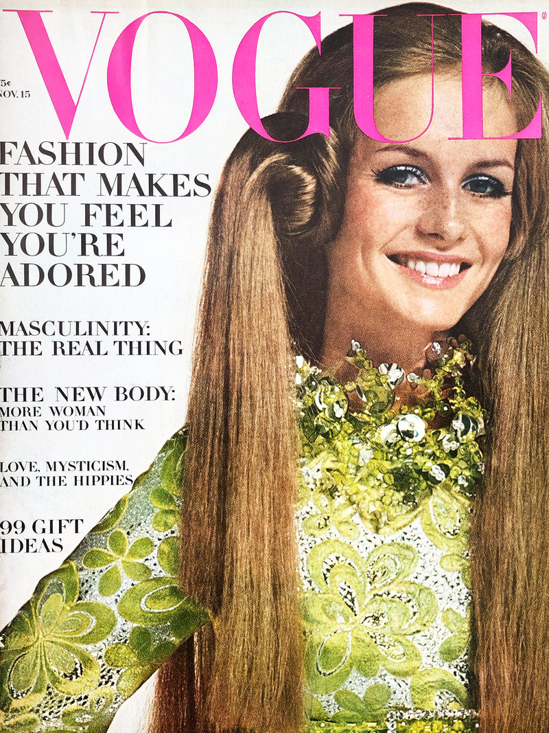Archived - Vogue US November 15th 1967