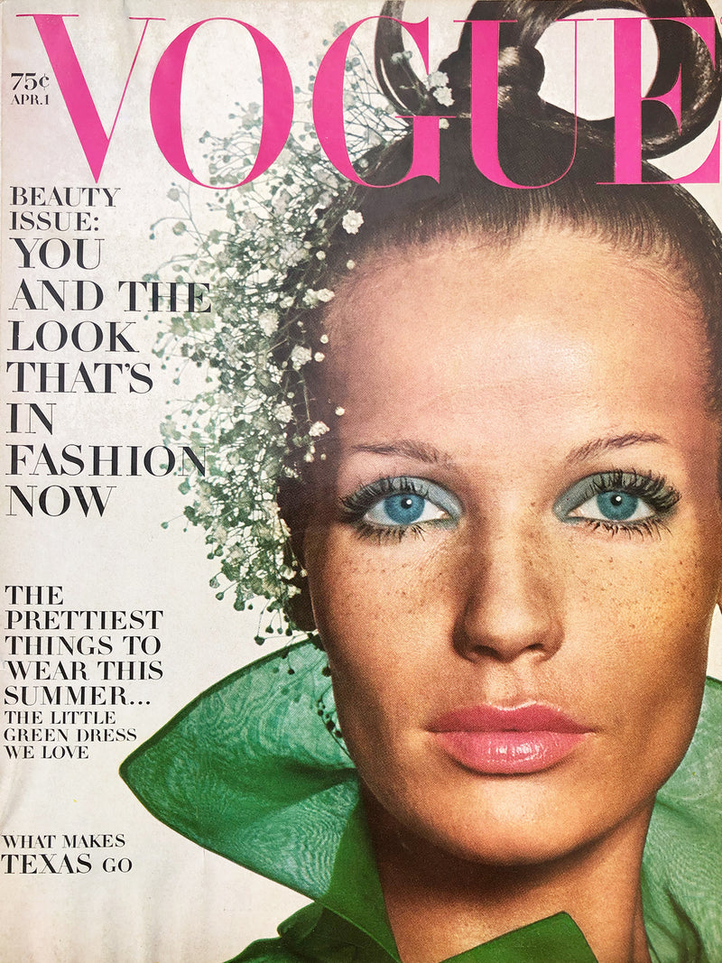 Archived - Vogue US April 1st 1968