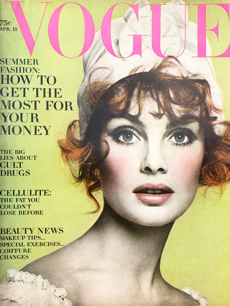 Archived - Vogue US April 15th 1968